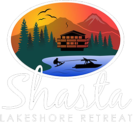 Shasta Lakeshore Retreat