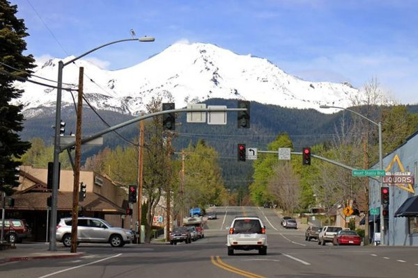 Mt Shasta City