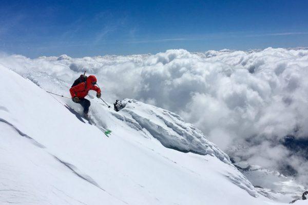 Shasta Skiing 4