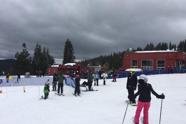 Shasta Skiing 5