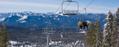 Shasta Skiing 6