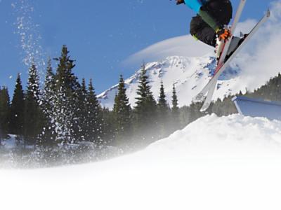 Shasta Skiing 7
