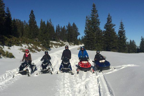 Shasta Snow Mobiles 4