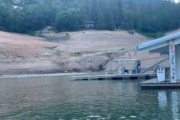Shasta Lake Level June 2021