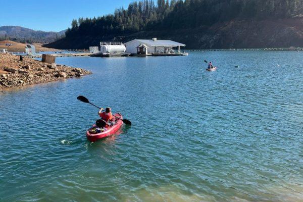 Shasta Lakeshore Retreat